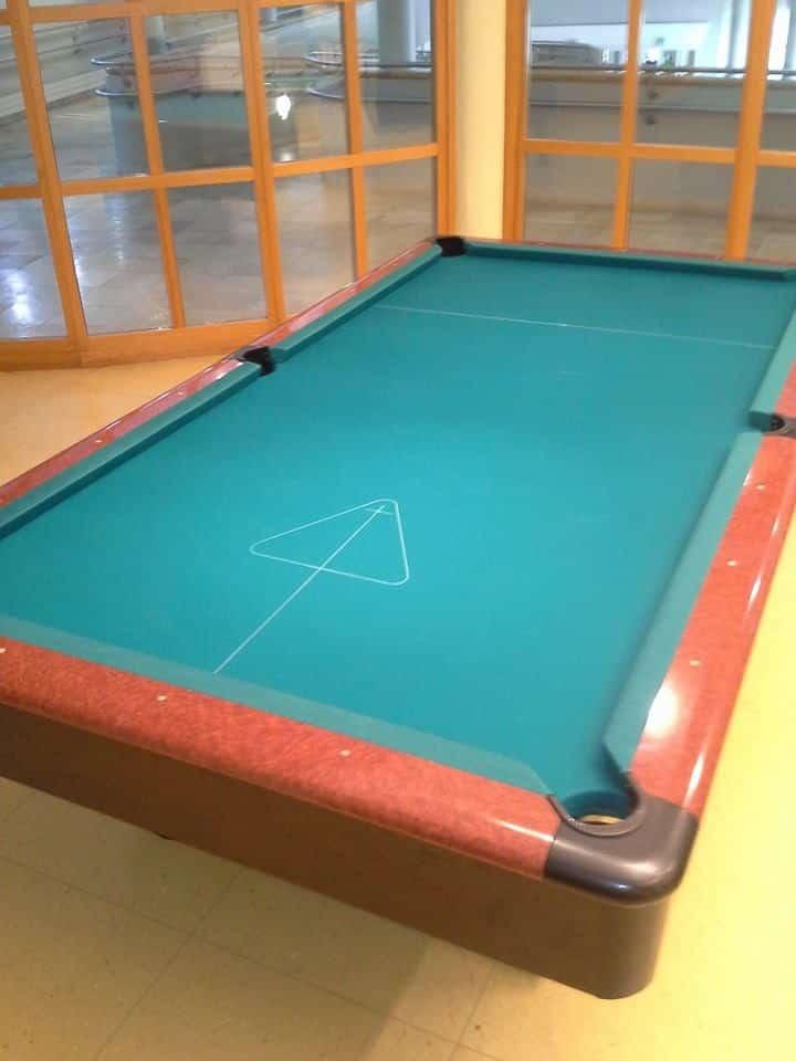 Lehmacher pool billardtisch verkauf salzburger billard for Pool verkauf