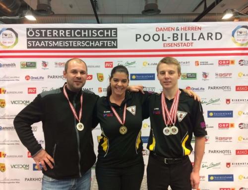 Bericht vom vierten und letzten Tag der Österreichischen Meisterschaften in Eisenstadt