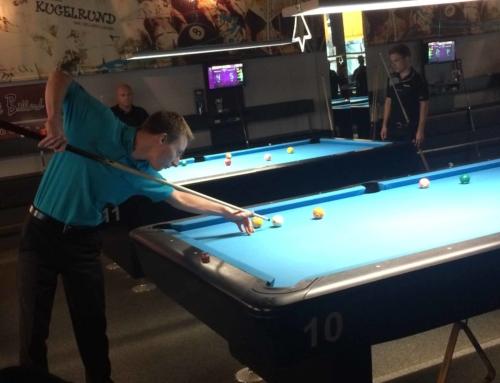 SBV – 9 Ball Landesmeisterschaft im Kugelrund