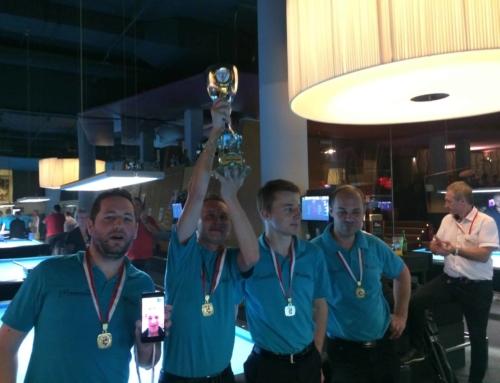 SBV CUP 2018 im KUGELRUND – Eine erfolgreiche Titelverteidigung!