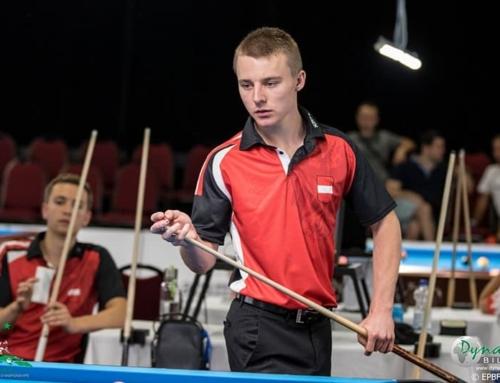 Stefan Huber bei der U23 Europameisterschaft in Feldhoven.