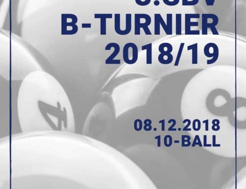3.B-Turnier am 08.12. im Ball'azzo St.Johann